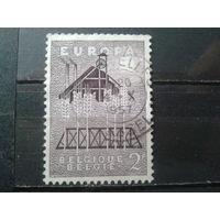 Бельгия 1957 Европа