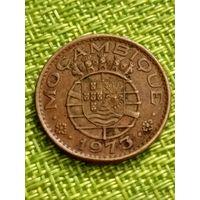 Мозамбик 1 эскудо 1973 г ( самый малый тираж  )