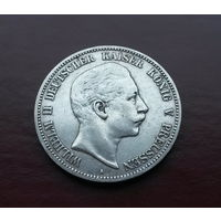 Германия (империя) - Пруссия, 5 марок 1903 г., серебро, Вильгельм II (1888-1918)
