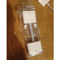 Apple DVI Extension cable (DVI-D Male to DVI-D Female) adapter Оригинальный переходник адаптер