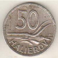 Словакия 50 геллер 1941