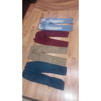 Фирменные джинсы для парня рост 122-128 см.
