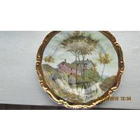Тарелка 21 см художник P. Dilanipa