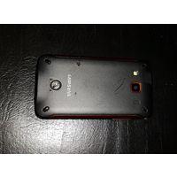 Смартфон Samsung S5690 Galaxy Xcover, в нормальном состоянии, хорошая батарея, на 2е суток точно хватает, внутренней памяти мало, отдам с флешкартой 4гб, глюков с телефоном нет.