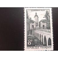 Франция 1957 мост