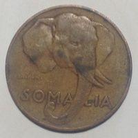 Сомали 10 сентим 1959г