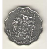 10 долларов 2005 г.