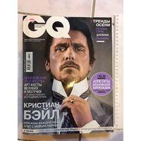 Журнал Джентельмен GQ сентябрь 2008