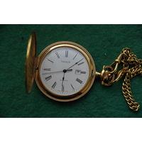 Часы карманные , кварцевые ( все работает ) ***