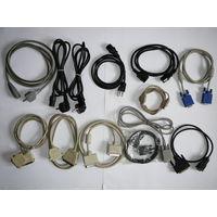 Сетевой кабель Шнур питания USB COM VGA LPT для принтера