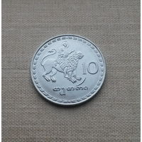 Грузия, 10 тетри 1993 г.