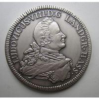 Талер 1764 (рестрайк 1998 г., 1 унция, серебро 999 проба ).  S.5