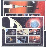 Ангола 1999 Космос, 12 м.