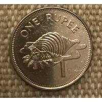 Сейшельские острова 1 рупия 2007