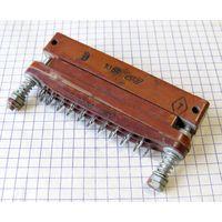 Соединитель низкочастотный РГ1Н-2-27/РШ2Н-2-16