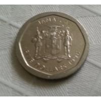 5 долларов 1996 г. Ямайка