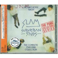 CD Suburban Studs - Slam (Complete Studs Punk Collection)