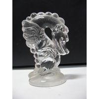 Хрустальная фигурка статуэтка Дракон Змей