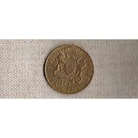 Кения 10 центов 1978(En)