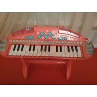 Синтезатор-пианино