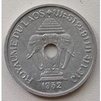 Лаос 20 сантим 1952
