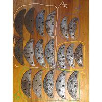109 Подковки, подковы, набойки носики носы вермахт вов вмв WW2 реконструкция
