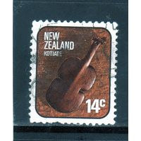 Новая Зеландия.Ми-700. Kotiate. Серия: Ремесленничество Маори. 1976.