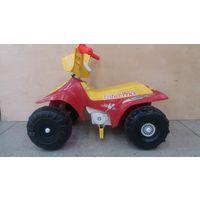 Детский электромобиль, квадроцикл.