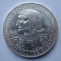 Австрия 100 шиллингов 1978 700 лет битве на Моравском поле