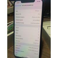 Смартфон Apple iPhone XS Max 256GB (серый космос) НОВЫЙ!!!
