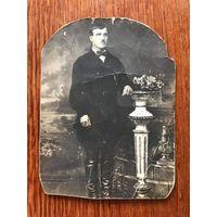 Портрет мужчины, Западня Белрусь, до 1917