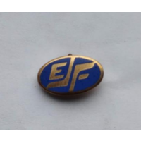 Официальный значок федерации хоккея Эстонии
