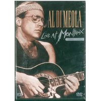 DVD-Video Al Di Meola - Speak A Volcano - Return To Electric Guitar (2007)