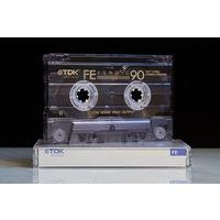 Аудиокассета - TDK FE 90