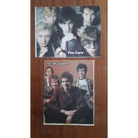 Постеры рок групп 80х. из журналов