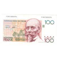 YS: Бельгия, 100 франков (1981-1982), P# 142