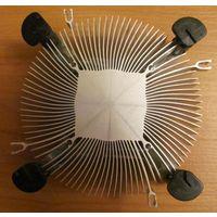 Радиатор с креплениями сокет 775