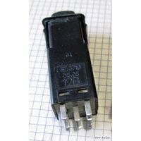 Выключатель аварийной сигнализации 37.3710-05.03 с внутренней подсветкой (2108-3710010)