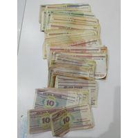 Банкноты рб 2000 года 118 шт