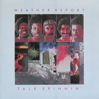 Weather Report - Tale Spinnin' (1975, Audio CD)