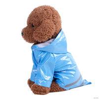 Куртка-дождевик для собаки