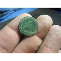 1 грош 1755 г. Август 3 отличный (2)
