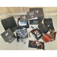 """Цифровая камера """"Hasselblad Stellar"""", компания """"Hasselblad"""", Европейский бренд и Японское качество, оптика """"Zeiss"""", подарочная упаковка. Не эксплуатировалась. Подробнее в описании."""