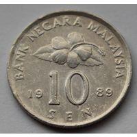 Малайзия 10 сен, 1989 г.