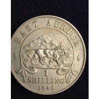1 шиллинг 1948   Georg VI Британская Восточная Африка