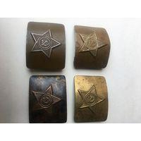 Советские  солдатские  пряги. цена  за 1.