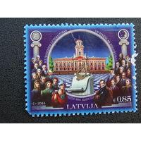 Латвия 2015г. 200 лет.