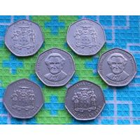 Ямайка 1 доллар. Инвестируй в монеты планеты!