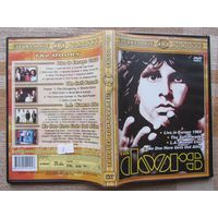 DVD The DOORS (Live In Europe 1968 – The Soft Parade – L.A. Woman Live – No One Here Gets Out Alive)