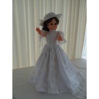 Кукла большая, коллекционная 68 см. Леди с прошлого века.